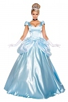 Edles Märchen Kostüm Kleid