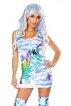 Einhorn Minikleid - Unicorn Dress