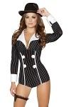 Gangster Kostüm Overall Missy Gina