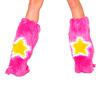 GoGo Beinstulpen - Pink Star