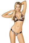 GoGo Bikini Leopard