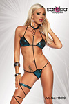 GoGo Bikini Set türkis