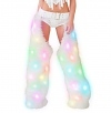 GoGo LED Chaps weiss