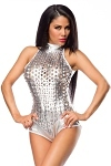 GoGo Overall Cut Out silber