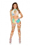 GoGo Retro Set TieDye