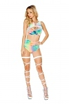 GoGo Retro Set TieDye No.2