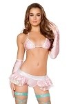 GoGo Set Mermaid pink