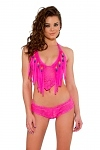 GoGo Shorts Set Lace Dancer