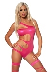 GoGo Wetlook Monokini pink
