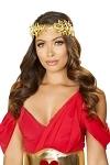 Goldenes Göttinnen Haarband