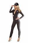 Grid Girl Overall Racer Girl -