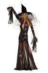 Halloween Kost�m - Hexe Madame Spider