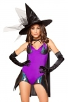 Halloween Kostüm Hexe Salem