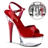 High Heels Captiva-609 rot