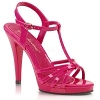 High Heels Flair-420 pink