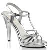High Heels Flair-420 silber