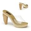 High Heels Pantolette Tiki-100