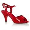 High Heels Sandalette Belle-309 creme