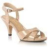 High Heels Sandalette Belle-315 creme