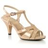 High Heels Sandalette Belle-322 beige