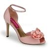 High Heels Sandalette Rosa-02 baby pink