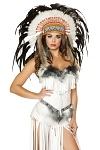 Indianer Kostüm Cherokee Mistress