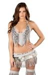 Indianer Kostüm - Silver Deluxe Indian