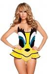 Kanarienvogel Kostüm