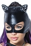 Katzen Maske Wetlook Strass