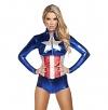 Kostüm Amerikanische Versuchung