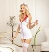 Krankenschwester Dessous Kleid