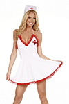 Krankenschwester Kostüm Jana