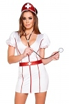 Krankenschwester Kostüm Nurse Medic