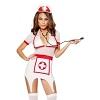 Krankenschwester Kost�m Schwester Claudia