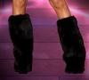 Kunstfell Beinstulpen Basic - Leg Warmers