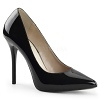 Lack Pumps Amuse-20 schwarz