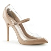 Lack Pumps Amuse-21 beige