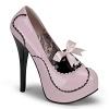 Lack Pumps Teeze-01 baby pink