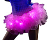 LED Petticoat baby pink