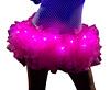 LED Petticoat hotpink