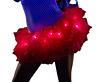 LED Petticoat rot