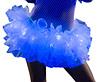 LED Petticoat weiss