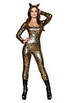 Leopard Katzen Kostüm - Cute Cat