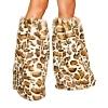 Leopard Kostüm Beinstulpen