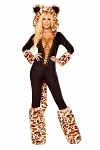 Leopard Kostüm - Pink Leopard