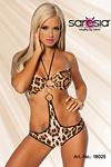 Leopard Monokini
