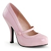 Mary Jane Pumps Cutiepie-02 baby pink