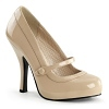 Mary Jane Pumps Cutiepie-02 creme