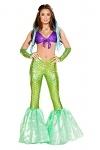 Meerjungfrau Kostüm Poseidons Tochter - made by Roma USA