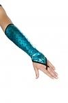 Mermaid Armstulpen blau